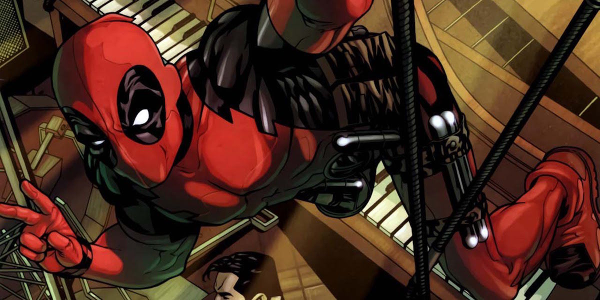 Videos: 10 Things Marvel Wants You To Forget About Deadpool