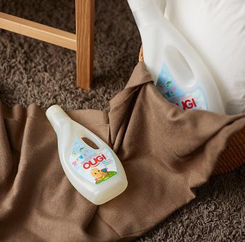 Produk OUGI (medium) Senyum Ceria Bayi Sehat bersama Ougi Detergent