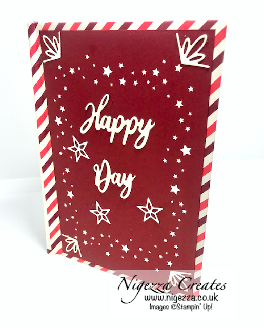 Nigezza Creates with Stampin' Up! Heirlooms Die & Frames Mini Envelope Album