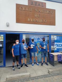 PHOTO 2021 08 17 20 46 58 - Embarcación Fondeada: Otra gran actuación de Jose Gayoso y del club O Capote