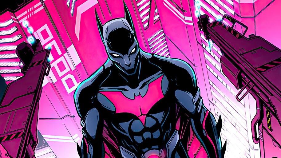 Batman Beyond, DC, Comics, Art, 4K, #6.2375
