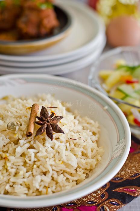 Nasi Minyak/ Savoury Rice