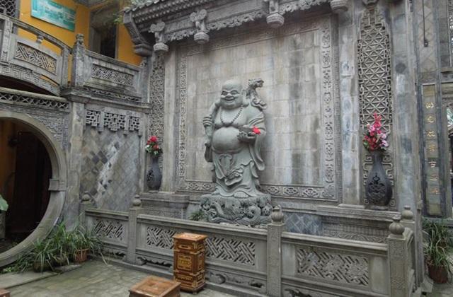 วัดหลัวฮั่น (Luohan Temple: 罗汉寺)