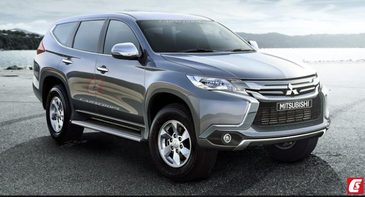 2017 Mitsubishi Montero Sport Review And Price