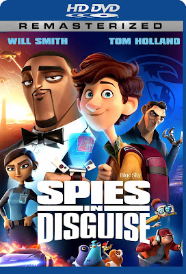 Spies in Disguise [2019] [DVDBD R1] [Latino]