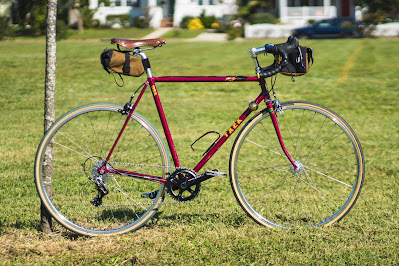 Trek 760 with Velo Orange Components