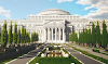 Activists Build Minecraft Uncensored Library Free in Minecraft
