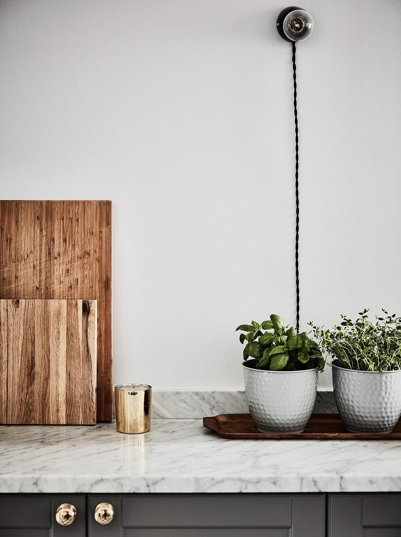 cocina, baldosa tipo metro, estilo nordico, ladrillo caravista, nordica, decoración, interiorismo, barcelona, alquimia deco, escandinava, blanco,