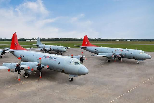 German Navy P3 aircrew training ESG