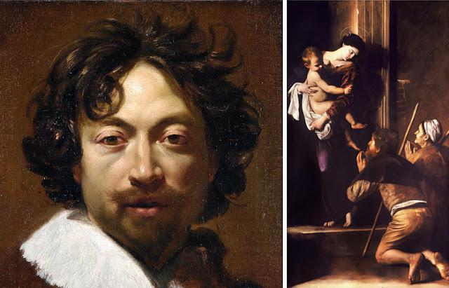 Caravaggio o pintor de pés sujos