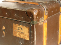 Old Steamer Trunk