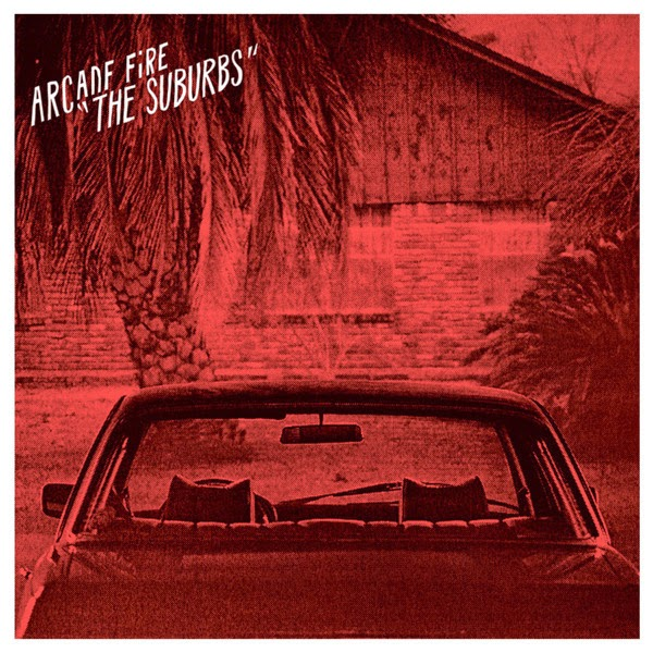 Arcade Fire - The Suburbs (Deluxe Version) Cover