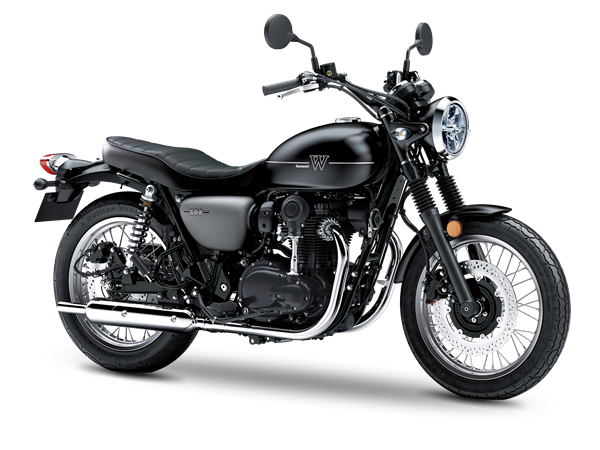 kawasaki W800 street Launched in India at a price of Rs.9.32 lakh