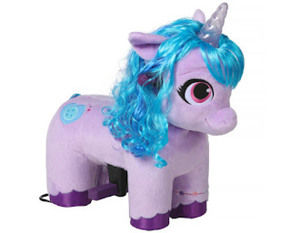 Ride-On Plush Izzy Moonbow Coming Next Month