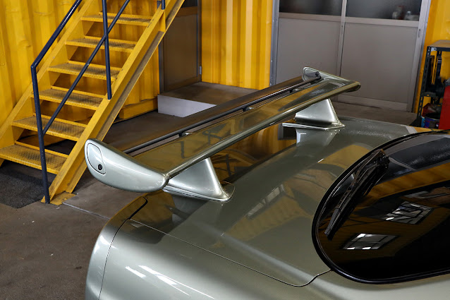2002 NISSAN SKYLINE GT-R M Spec NUR for sale by Toprank