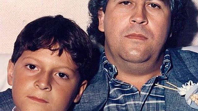 """El hijo mayor de Pablo Escobar revela la cruda verdad que la serie """"Narcos"""" no cuenta"""