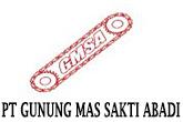 Logo PT Gunung Mas Sakti Abadi Medan