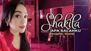 Lirik Lagu Shakila - Apa Salahku