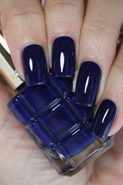 L'Oreal Paris Bleu Royal Swatch