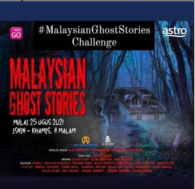 Hantu Kum Kum Malaysian Ghost Stories [Sinopsis]