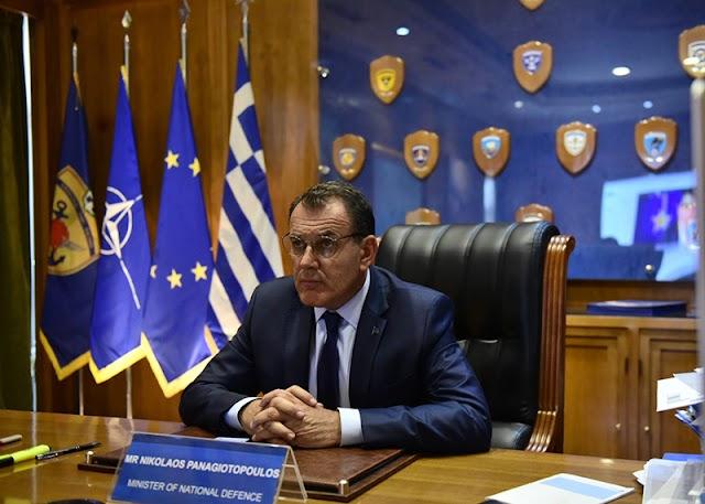 Παναγιωτόπουλος: Έτσι θα αναγνωρίζεται κατά 3 έτη ο συντάξιμος χρόνος Στρατιωτικών (ΕΓΓΡΑΦΟ)
