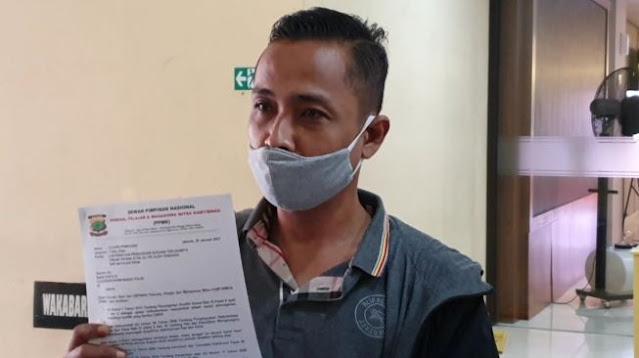 Gagal Lapor Bareskrim, Mitra Kamtibmas Minta Pigai Ditangkap