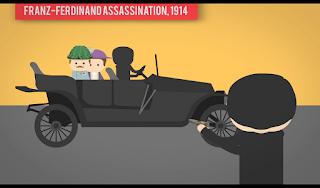 Franz - Ferdinand Assassination 1914