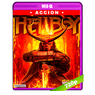 Hellboy (2019) WEB-DL 720p Audio Ingles 5.1 Subtitulada