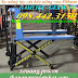 Xe nâng tay bậc thang chữ X 1500kg nâng cao 800mm Gamlift SLT15M