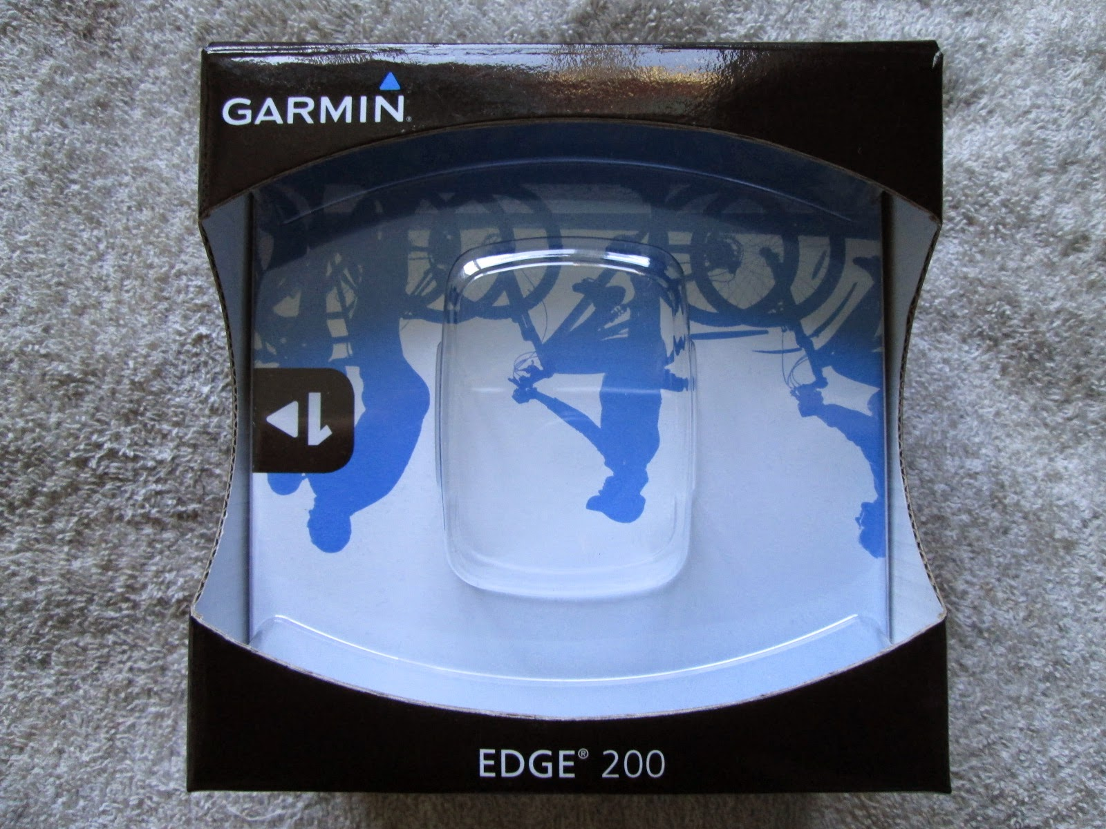 Muddy Brown's Blog: Fresh Goods Sunday - Garmin Edge 200