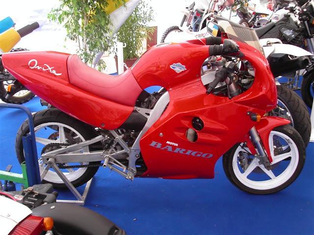 Barigo Onixa 600 supermono motorbike