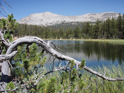 Rae Lake, Kings Canyon National Park, John Muir Wilderness California