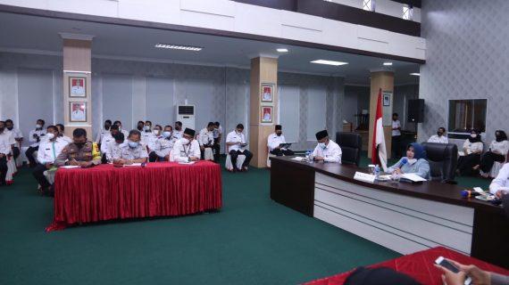 Pimpin Rapat Teknis, Rahma : MTQ ke-15 Kota Tanjungpinang Dilaksanakan di Dataran Gurindam 12 Tepi Laut