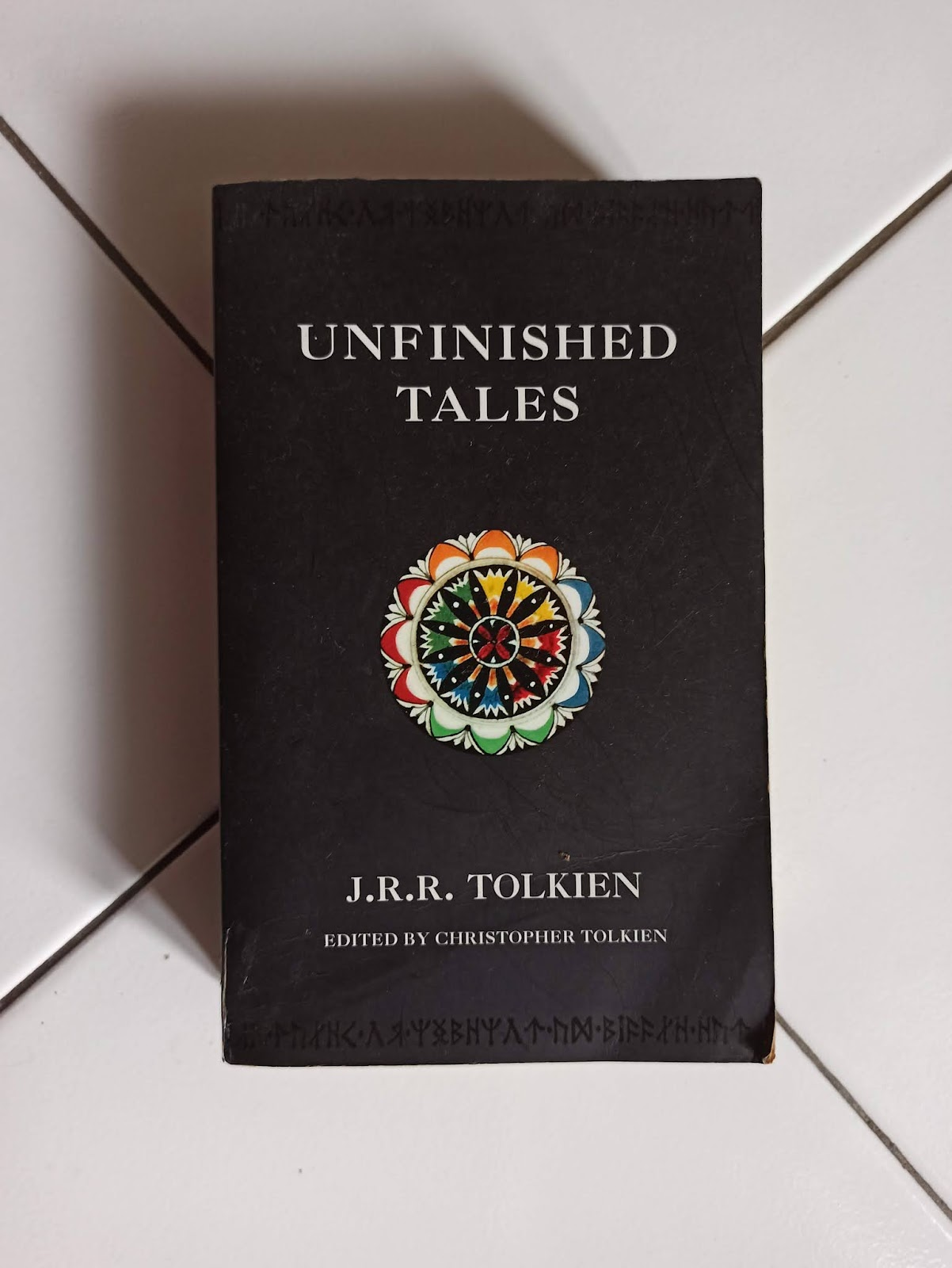 Unfinished Tales by JRR Tolkien