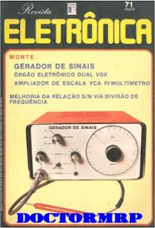 Revista Eletronicas da decada de 50