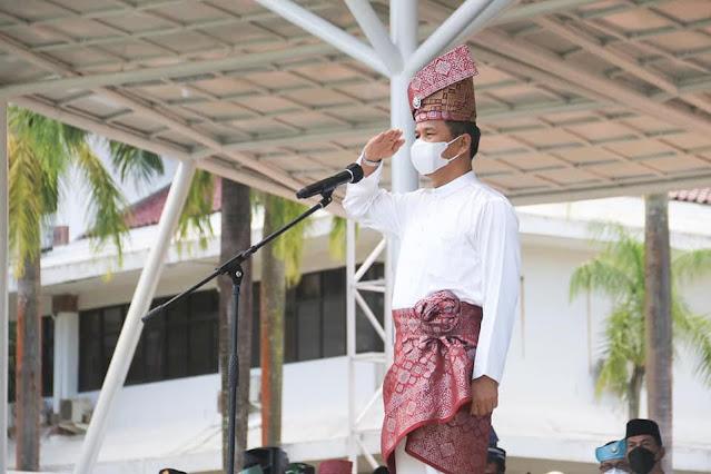Rudi : Jadikan Hari Jadi Provinsi Kepri Sebagai Inspirasi dan Motivasi Membangun Kota Batam