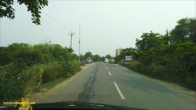 Ballabgarh Sahupura Road
