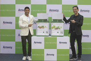 Amway strengthens its Nutrilite Traditional Herbs Range