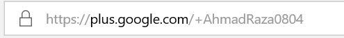 How to Get Google Plus Custom url In Hindi