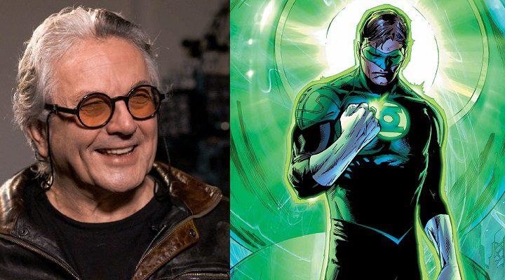 Blogueando De Cine Rumor George Miller Podr A Ser El Director De Green Lantern Corps