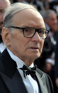 Nascimbene's work is overshadowed by Ennio Morricone