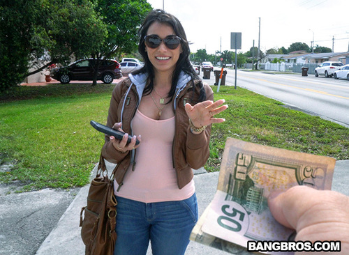 [BangBus] Jessi and her Bangin'Ride through Hialeah