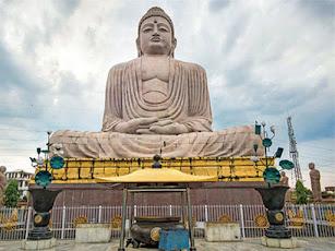 Patung Buddha berukuran raksasa | catatanadi.com