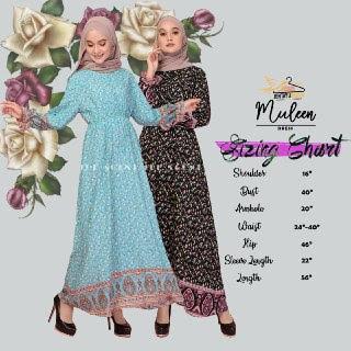 MULEEN DRESS