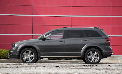 dodge journey 2016 review