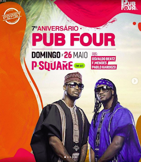 Peter Okoye To Sue Show Organiser Over Paul's Show In Angola