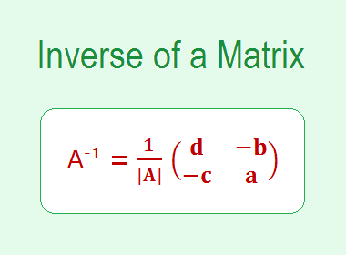 Inverse of a Matrix