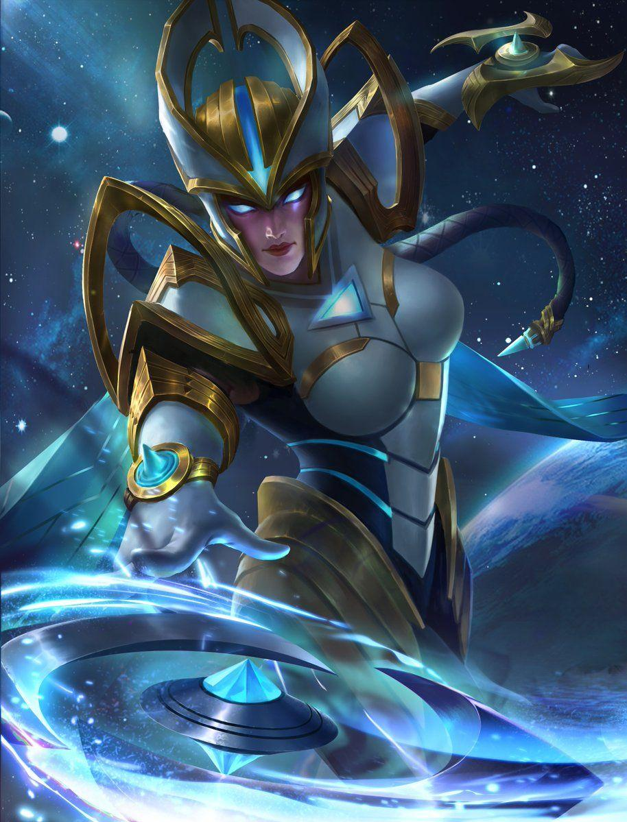 Wallpaper Karrie Rising Star Skin Mobile Legends HD for Mobile