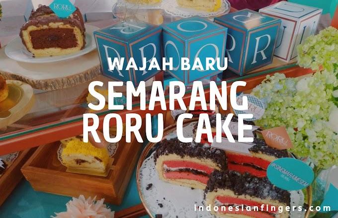 Sensasi Rasa Baru Semarang Roru Cake