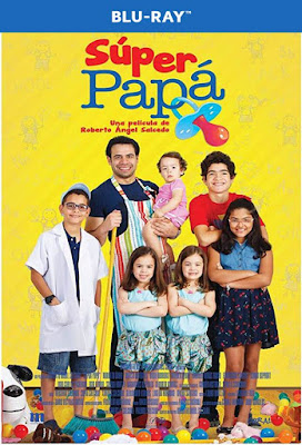 Super Papá 2017 BDRip HD 1080p Latino
